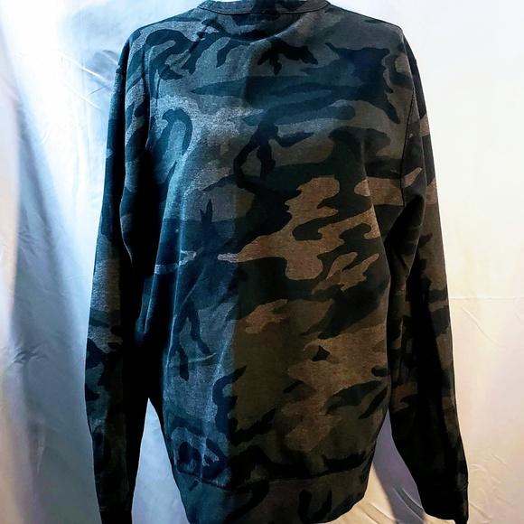 Xl Camo Ralph Lauren Grey Pullover Sweatshirt Size deCxBWro